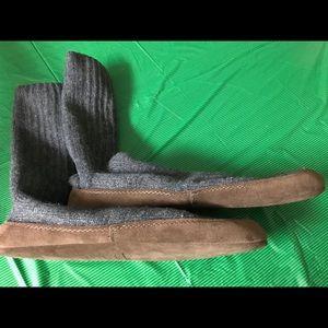 MENS L.L. Bean Slipper Socks